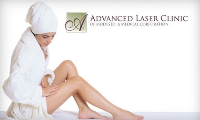 Advanced Laser Clinic Of Modesto - Modesto: Five Laser Hair-Removal Treatments at Advanced Laser Clinic of Modesto. Choose Between Two Options.