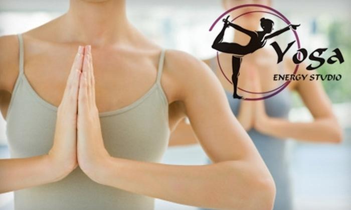 Yoga Energy Studio - St. Petersburg: $22 for Healthy City Living Seminar at Yoga Energy Studio in St. Petersburg ($45 Value)