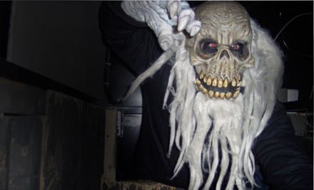 2 VIP Passes to 2 Haunted Houses (a $60 value) - Fortress of Fear in Garrettsville