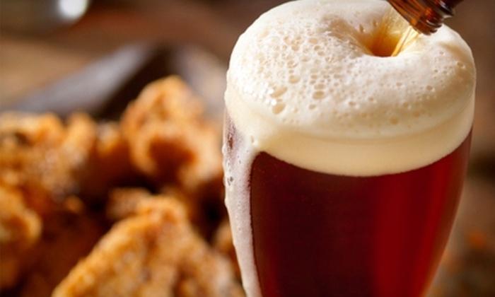 Hit-N-Run - Prescott: $7 for $15 Worth of Pub Fare and Drinks at Hit-N-Run in Prescott