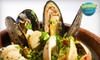 Voce Del Mare - Bird Rock: $20 for $40 Worth of Italian Dinner Cuisine and Drinks at Voce Del Mar