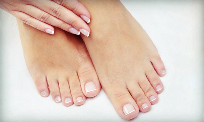 Angel's Touch Skincare and Wellness - Greenbelt: $42 for Chocolate Spa Mani-Pedi at Angel's Touch Skincare and Wellness ($85 Value)