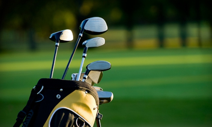 Clearwater Golf Course - Clearwater: Golf Outing with Cart and Range Balls for Two or Four at Clearwater Golf Course (Up to Half Off)