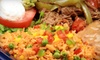 El Patron Mexican Grill - Auburndale: Dinner with Appetizers and Entrees for Two or Four at El Patron Mexican Grill in Flushing