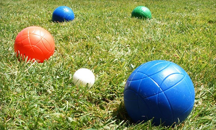 Major League Bocce - Philly - Multiple Locations: Spring League Registration for One, Two, or a Team from Major League Bocce – Philly (Up to 67% Off)