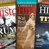 "54% Off ""Canada's History"" Magazine Subscription"