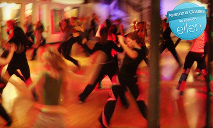 Dance Trance - Huntsville: 10 or 20 Dance-Fitness Classes at Dance Trance