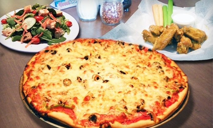 Nicolo's Pizza - Capitol Hill: $10 for $20 Worth of Chicago-Style Pizza and Drinks at Nicolo's Pizza