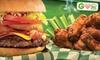 Beef O Brady's Apopka- OOB - Apopka: $7 for $15 Worth of Burgers and American Casual Fare at Beef 'O' Brady's in Apopka