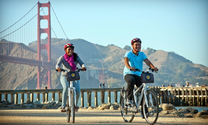 Bay City Bike - Multiple Locations: 24-Hour Bike-Rental Package for Two or $50 for $100 Toward Bicycle Purchase from Bay City Bike