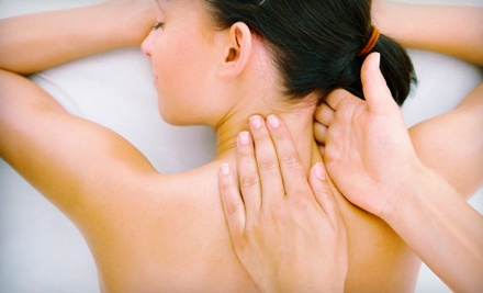 Choice of Two 60-Minute Massages (a $120 value) - LifeWorks Wellness Center in Shawnee
