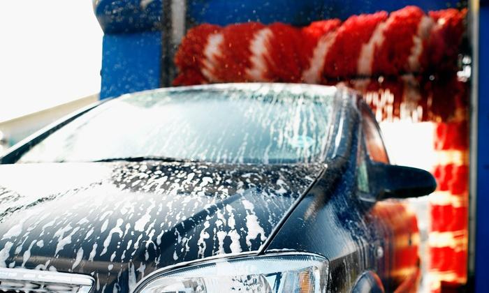 Quick Quack Car Wash - Multiple Locations: $29.99 for Five Protect Car Washes at Quick Quack Car Wash ($60 Value)