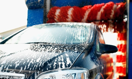$29.99 for Five Protect Car Washes at Quick Quack Car Wash ($60 Value)