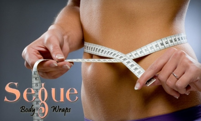 Segue Body Wraps - Sorrento Valley: $69 for Your Choice of Four Spa Packages at Segue Body Wraps