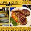 Half Off at Café Izmir