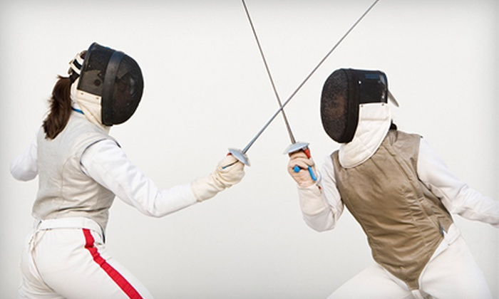 Winter Garden Fencing Academy - Winter Garden: One or Three Months of Group Fencing Lessons at Winter Garden Fencing Academy (Up to 76% Off)