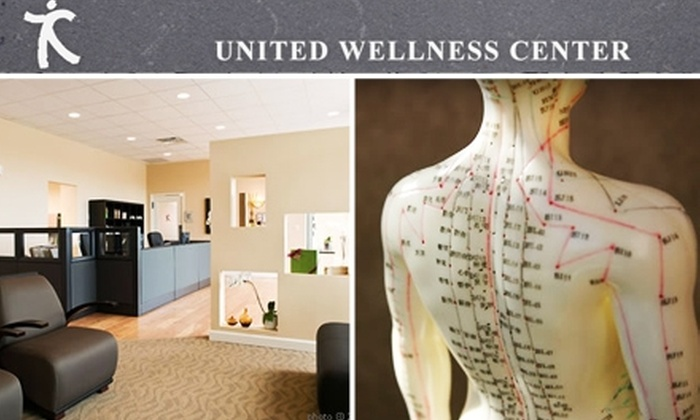 United Wellness Center - Herndon: $40 for Acupuncture at United Wellness Center ($100 Value)