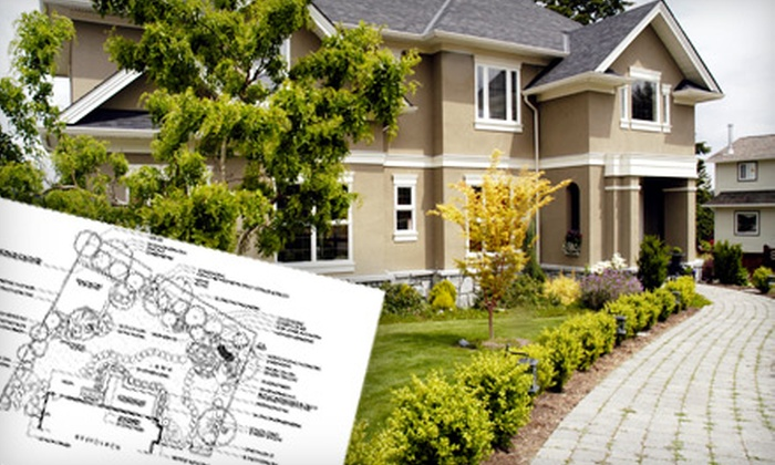 Adam's Pristine Acres - Washington DC: $249 for $500 Worth of Landscape-Design Services from Adam's Pristine Acres