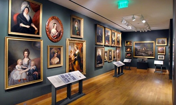 Maryland Historical Society - Mount Vernon: One-Year Membership to the Maryland Historical Society (Up to $65 Value). Choose Between Two Options.