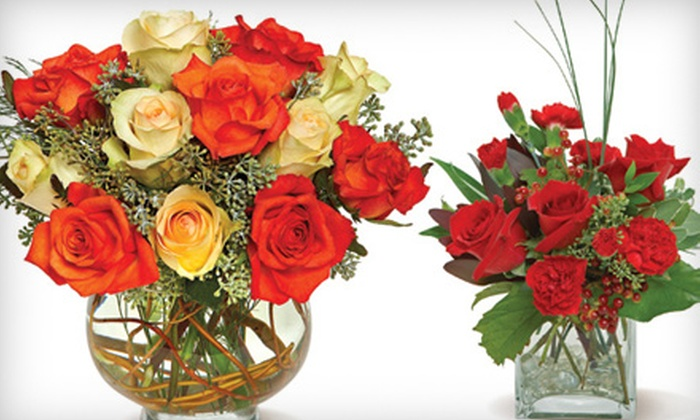 Touched by Flowers: $30 for $50 Worth of Floral Arrangements and Plants with Delivery from Touched By Flowers ($59.95 Value)
