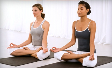 $35 for 10 Yoga Classes at Sage Yoga & Wellness ($90 Value)