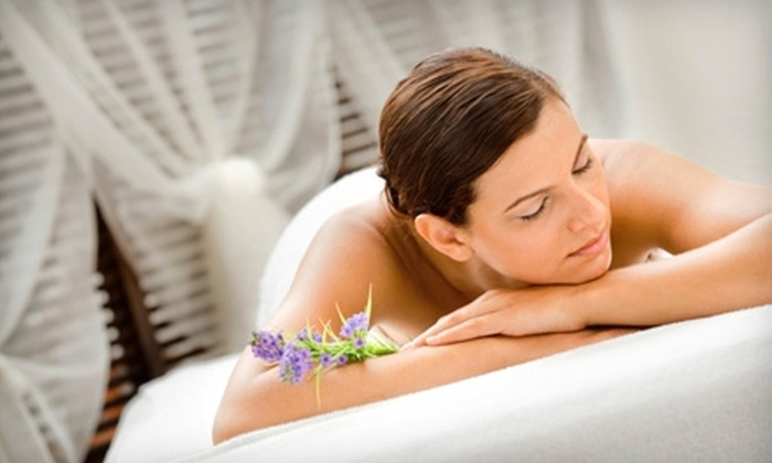 i~Lash…and More - Manteca: $40 for Lavender Body Treatment at i~Lash…and More ($125 Value)