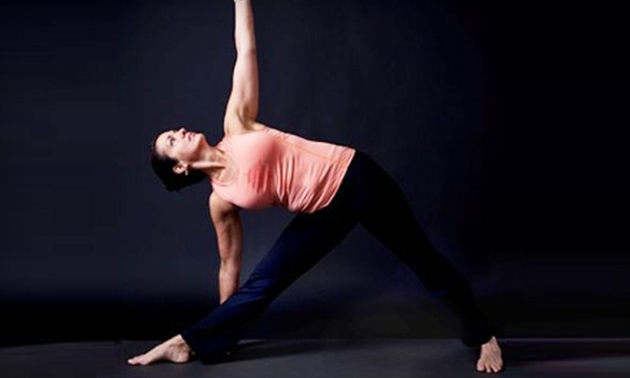 Amba Yoga Center - St. James: $49 for 10 Classes at Amba Yoga Center in Smithtown ($100 Value)