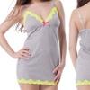 Bra Society Women's Lace Sleep Dress