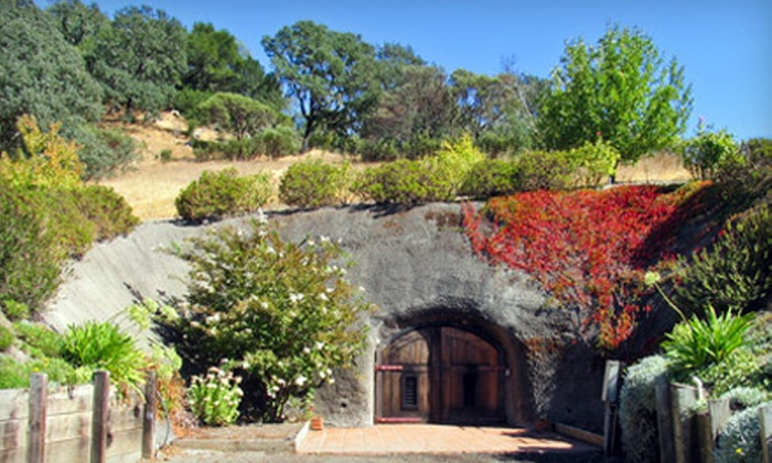 Eagles Trace - St. Helena: $45 for a Tour for Two, with Wine Tasting and Take-Home Bottle of Wine at Eagles Trace in St. Helena (Up to $185 Value)