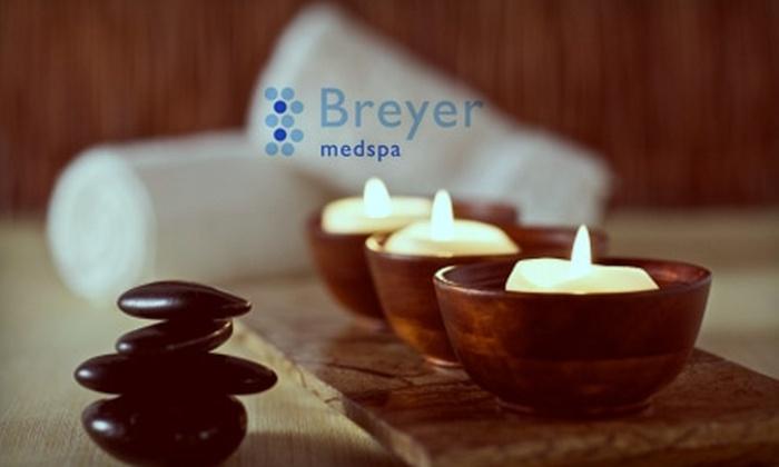 Breyer Medspa - Jenkintown: $59 for a Microdermabrasion Treatment or Chemical Peel at Breyer Medspa