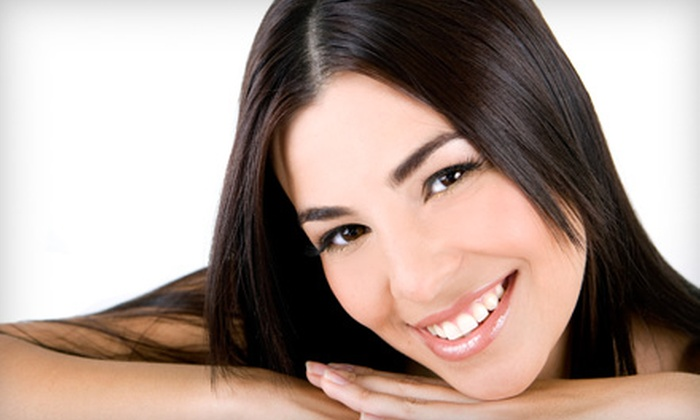 SmileLabs of Treasure Valley - Meridian: One or Four In-Office Teeth-Whitening Sessions at SmileLabs of Treasure Valley (Up to 75% Off)