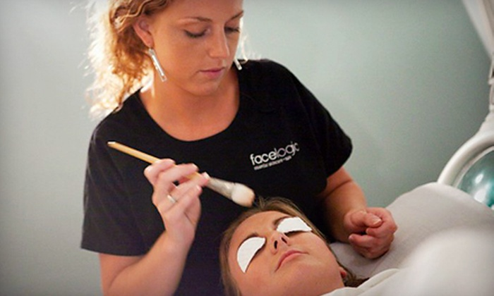 Facelogic Spa - Fairview Park: Signature Anti-Aging Facial Package or Eminence Sugar Plum and Spice Facial Package at Facelogic Spa in Fairview Park (Up to 59% Off)