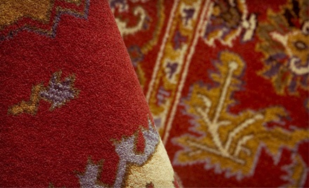 Up to 40 Sq. Ft. of Rug Cleaning (a $200 value) - Parvizian Rugs International in Houston