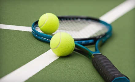 10-Weeks of Adult Tennis Lessons and 1 Smoothie (a $104 total value) - Western Reserve Racquet and Fitness Club in Streetsboro