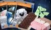 $25 for an Astronaut Ice Cream Sampler Pack