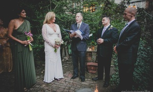 Daybreak Ceremonies: $193 for $350 Groupon — Daybreak Ceremonies