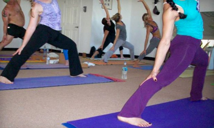 Hot Salutations - Coconut Creek: 10 Hot Yoga Classes or One Year of Unlimited Hot Yoga Classes at Hot Salutations in Coconut Creek (Up to 70% Off)