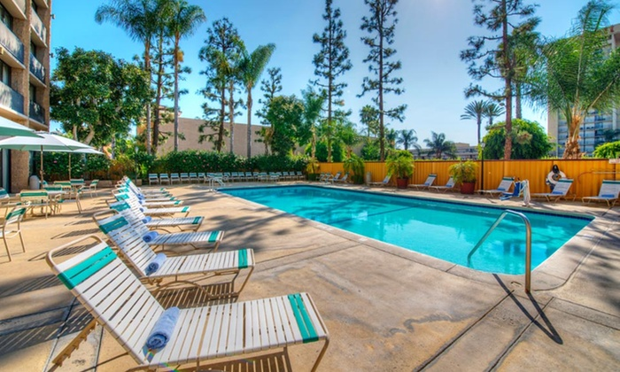 Clarion Hotel Anaheim Resort - Anaheim, CA: Stay at Clarion Hotel Anaheim Resort in Anaheim, CA; Dates into December