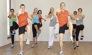 Fitness Express: 20 Zumba Classes at Fitness Express (65% Off)