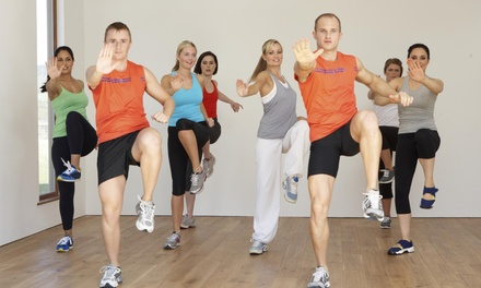 20 Zumba Classes at Fitness Express (65% Off)