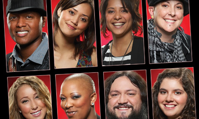 "Sprint Presents ""The Voice Live On Tour"" - Wallingford: One Ticket to ""The Voice Live On Tour"" at Toyota Presents the Oakdale Theatre in Wallingford on August 5 at 8 p.m. (Up to $62.50 Value)"
