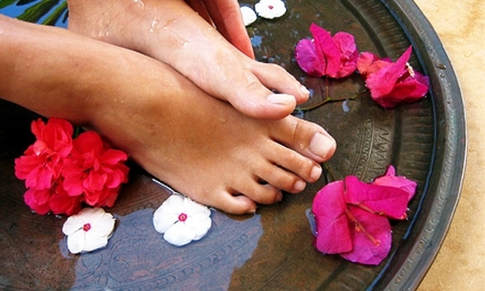 Dupage Health and Wellness Center - Glen Ellyn: $22 for an Ionic Foot-Detox Treatment at DuPage Health and Wellness Center in Glen Ellyn ($50 Value)