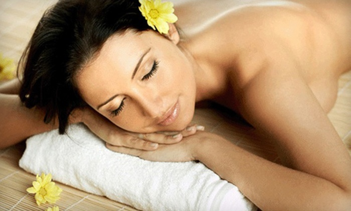 GreenTree Day Spa and Skin Care Clinic - Western Pines: Full-Body Massage or a Heated-Stone Massage at GreenTree Day Spa and Skin Care Clinic in Douglasville