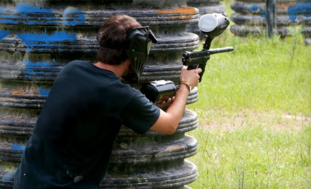 Paintball Package for 2 (a $100 value) - TxR Paintball in Cypress