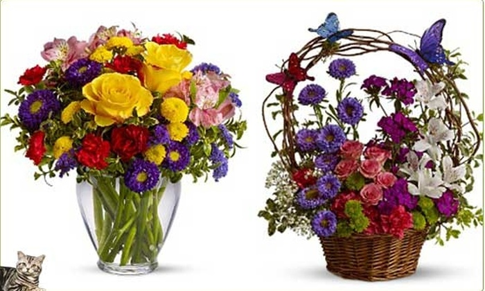 EC Florist - Brookline Village: Half-Off Flowers at EC Florist