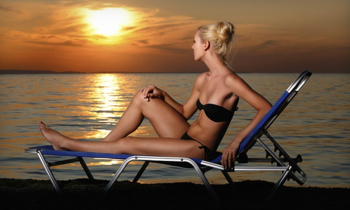 Ultratan - Mulberry Park: $10 for a Mystic Spray Tan at Ultratan ($20 Value)