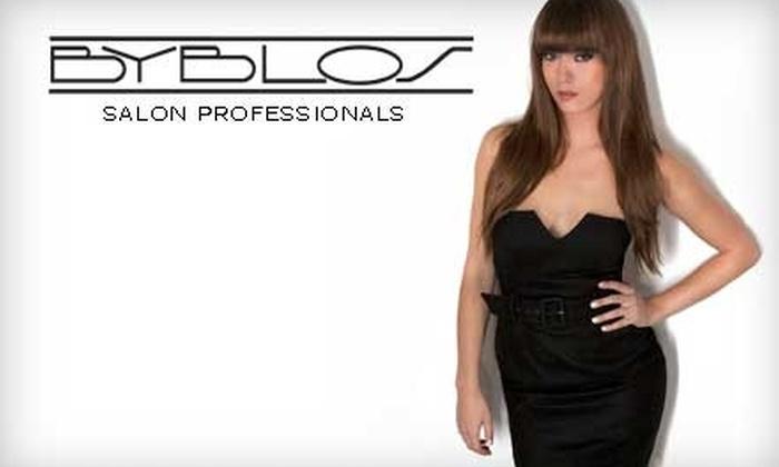 Byblos Hair Salon - Centretown - Downtown: $40 for $80 Worth of Salon Services at Byblos Hair Salon