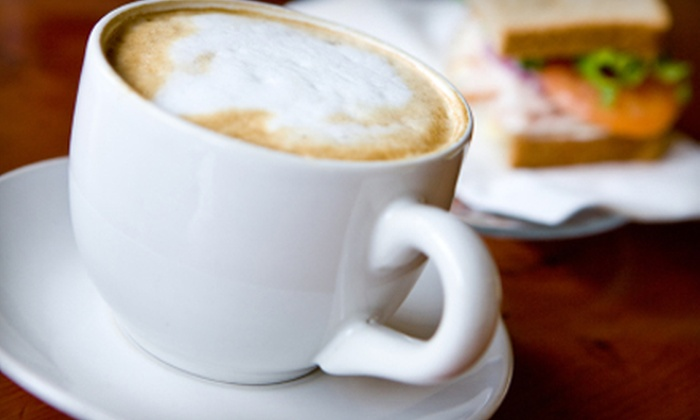 Empresso Coffeehouse - Pacific: $6 for $12 Worth of Coffee, Smoothies, and Pastries at Empresso Coffeehouse