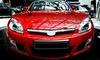 The Speed Wash Express - Newton: Exterior or Interior Car Detail at Detailz Auto Spa (51% Off)