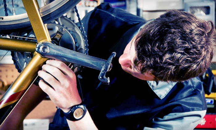 Eastside Cycles - East End: $20 for a Bicycle Tune-Up at Eastside Cycles in East Nashville ($40 Value)
